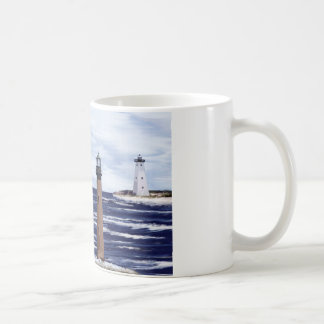 Gulf Coast lighthouses Mug