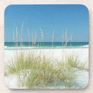 Gulf Coast Ocean Sea Oats Coffee Drink Coasters