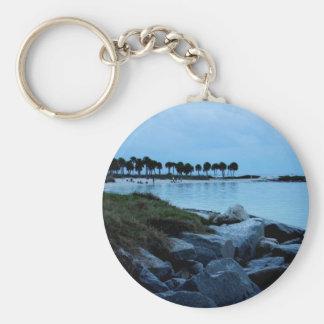 Gulf Coast Paradise 3 Key Chain