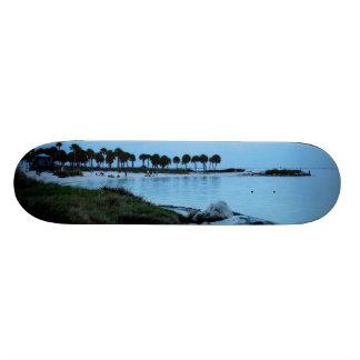 Gulf Coast Paradise 3 Skateboard Decks