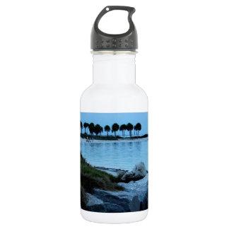 Gulf Coast Paradise 3 Stainless Steel Water Bottle