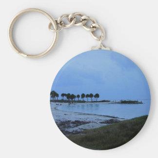 Gulf Coast Paradise Key Chain
