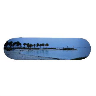 Gulf Coast Paradise Skate Board Decks