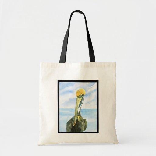 Gulf Coast Pelican Bag