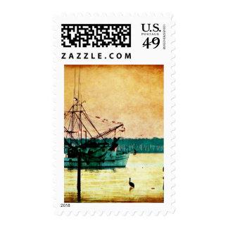 Gulf Coast Postage Stamps