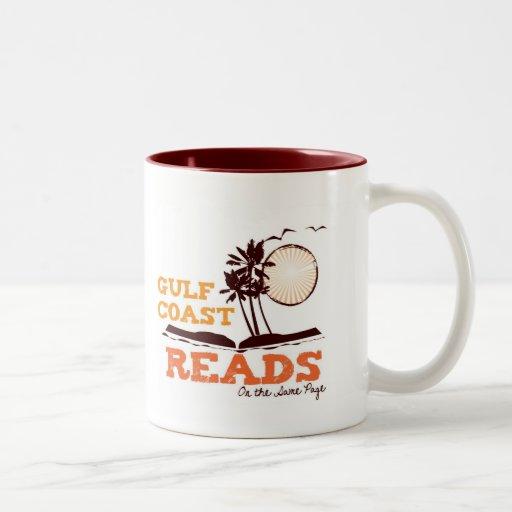 Gulf Coast Reads Mug