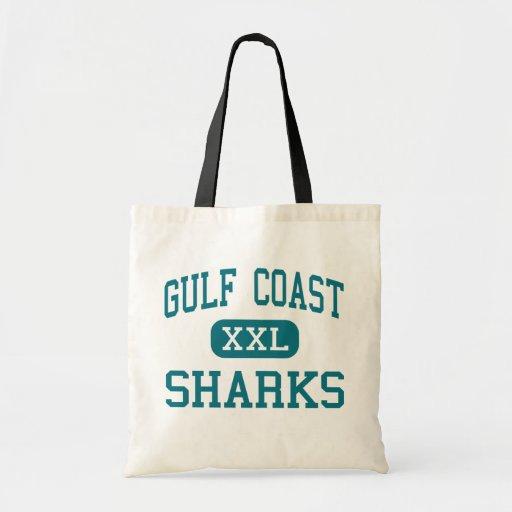 Gulf Coast - Sharks - High School - Naples Florida Tote Bag