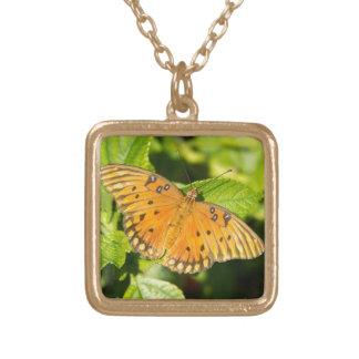 Gulf Fritillary Butterfly Custom Jewelry