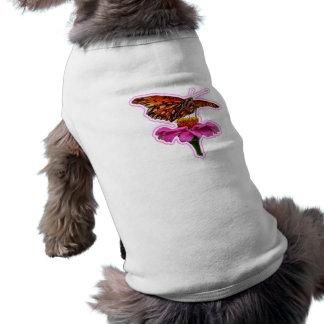 Gulf Frittilla Dog Clothing
