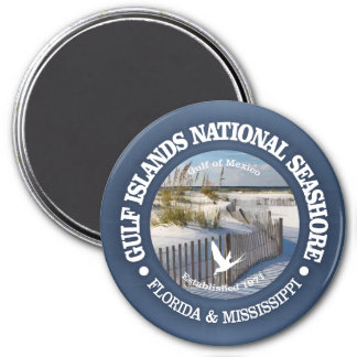 Gulf Islands National Seashore Magnet