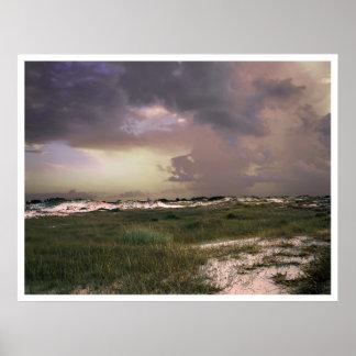 Gulf Isle National Seashore Poster
