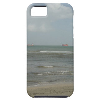 Gulf of Mexico from Galveston, TX iPhone SE/5/5s Case