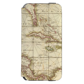 Gulf of Mexico iPhone 6/6s Wallet Case
