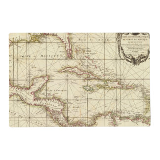 Gulf of Mexico Placemat