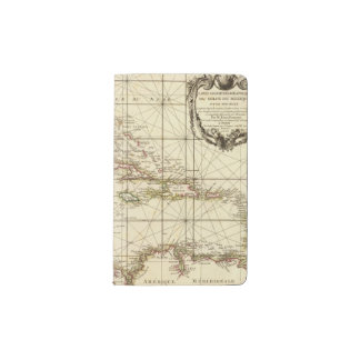 Gulf of Mexico Pocket Moleskine Notebook