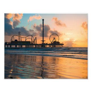 Gulf of Mexico Sunrise Photo Print