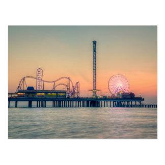 Gulf of Mexico Sunrise Postcard