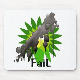 Gulf oil spill BP oil fail Mousepads