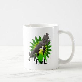 Gulf oil spill BP oil fail Coffee Mug