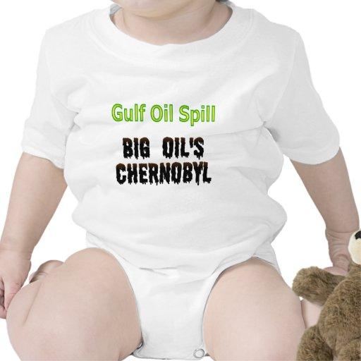 Gulf Oil Spill Tee Shirt