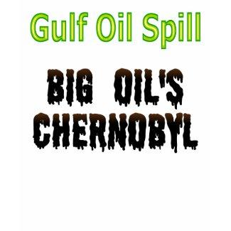 Gulf Oil Spill shirt