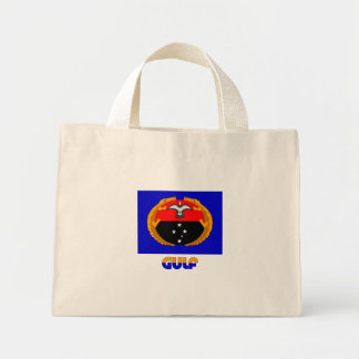 Gulf Province PNG Canvas Bags