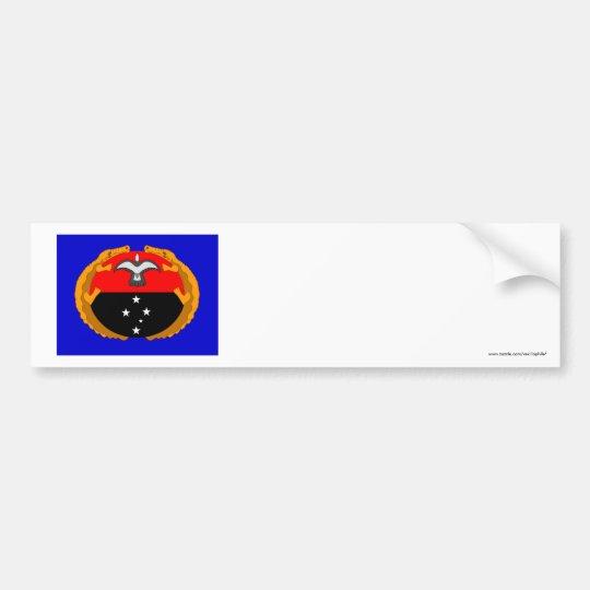 Gulf Province, PNG Bumper Sticker