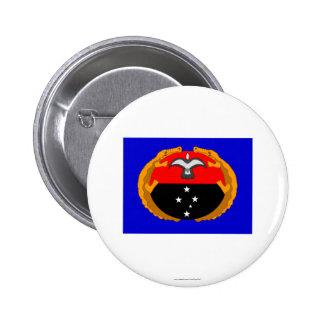 Gulf Province, PNG Pinback Button