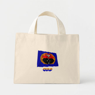 Gulf Province Waving Flag Bag