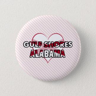 Gulf Shores, Alabama Button
