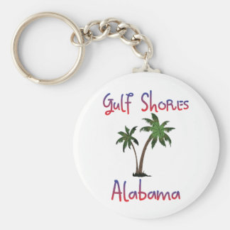 Gulf Shores Alabama Keychain