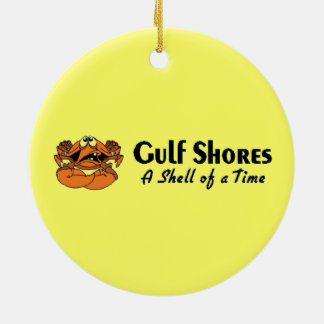 Gulf Shores Alabama Christmas Ornaments
