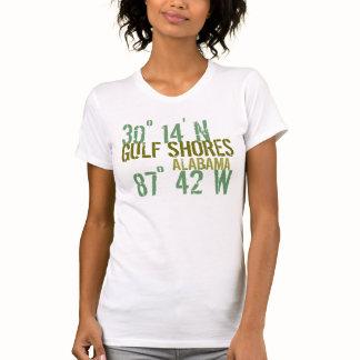 Gulf Shores Attitude Tshirts