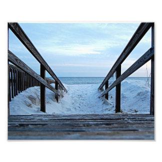 Gulf Shores Dusk Photo Print