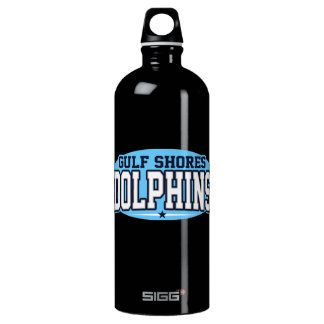 Gulf Shores High School; Dolphins Water Bottle