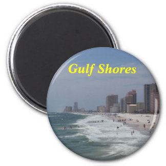 Gulf Shores magnet