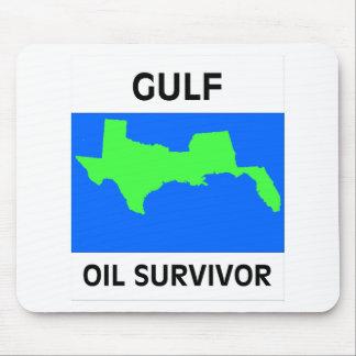 Gulf Survivor Mousepads