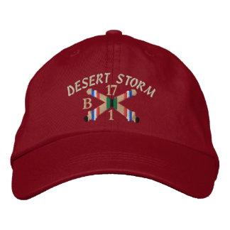 Gulf War Artillery Crossed Cannon Hat