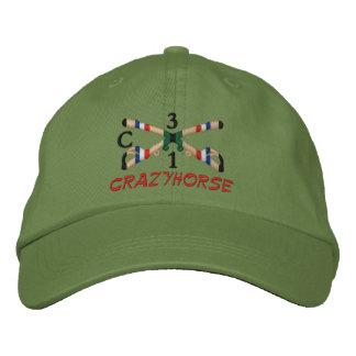 Gulf War Cavalry Crossed Sabers Hat Baseball Cap