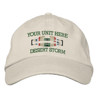 Gulf War Combat Infantryman Badge Hat