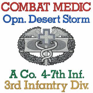 Gulf War Unit Combat Medic Shirt
