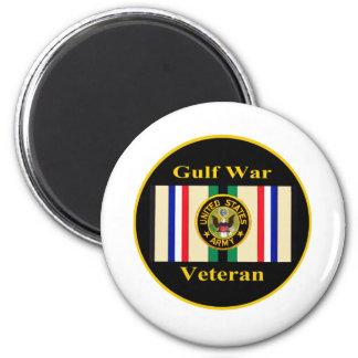 "Gulf War Veteran ""Army"" Magnet"