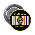 "Gulf War Veteran ""Army"" Pin"