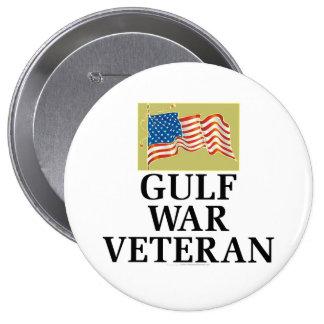 Gulf War Veteran Button