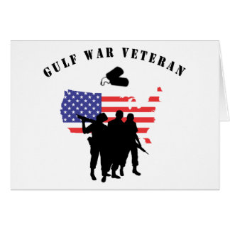 Gulf War Veteran Card