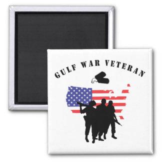 Gulf War Veteran Magnets