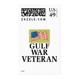 Gulf War Veteran Stamps