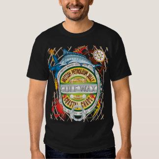 Gulf Wax by British Petroleum Shirt