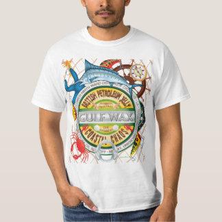 Gulf Wax by British Petroleum T Shirt