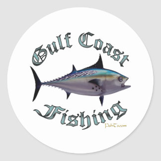 GulfCoast Collection by FishTs.com Stickers